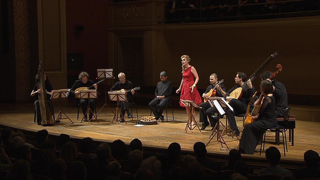 Magdaléna Kožená s ansáblem Private Musicke
