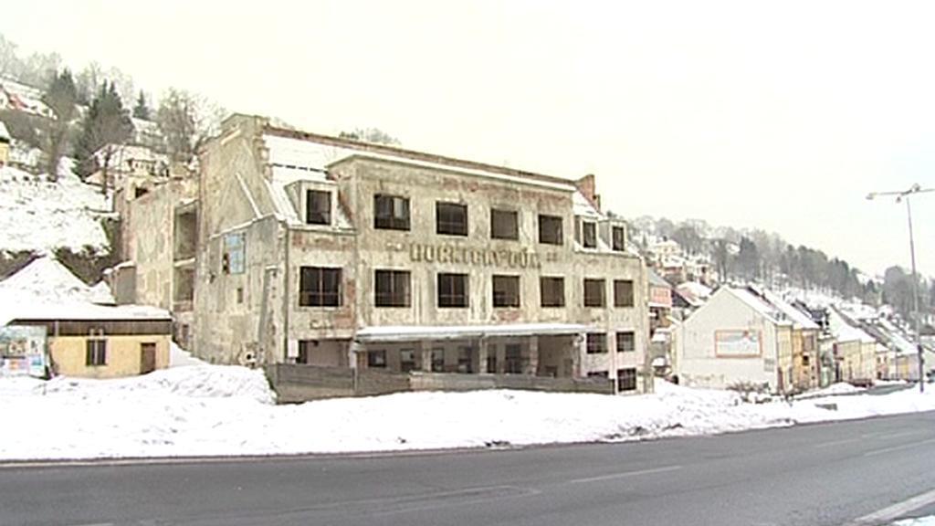 Ruina Hornického domu