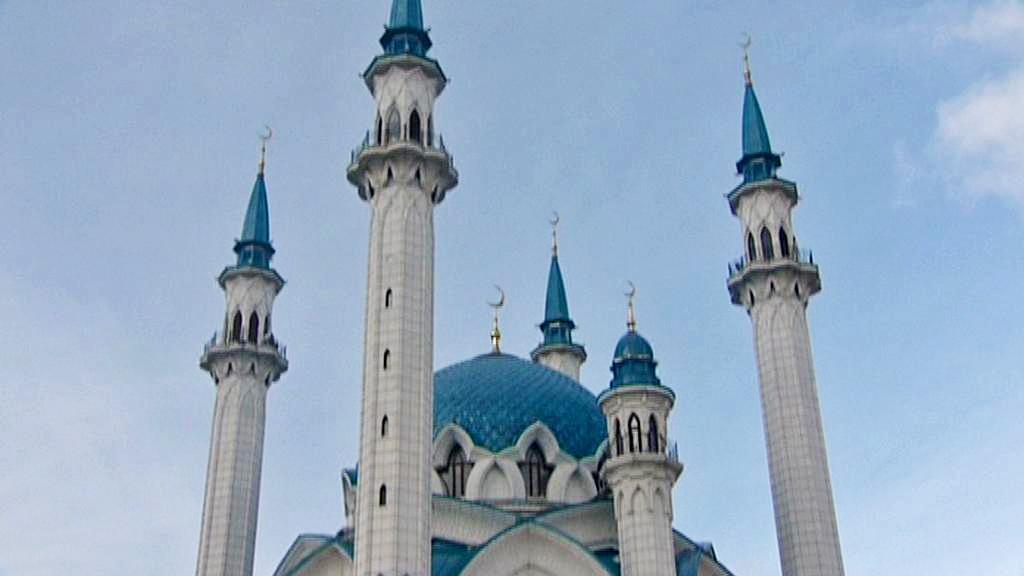 Mešita v Kazani