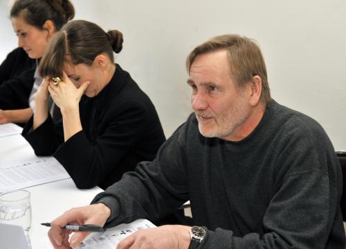 Lucie Štěpánková, Kateřina Winterová a Jiří Štěpnička