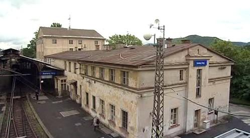 Nádraží Karlovy Vary
