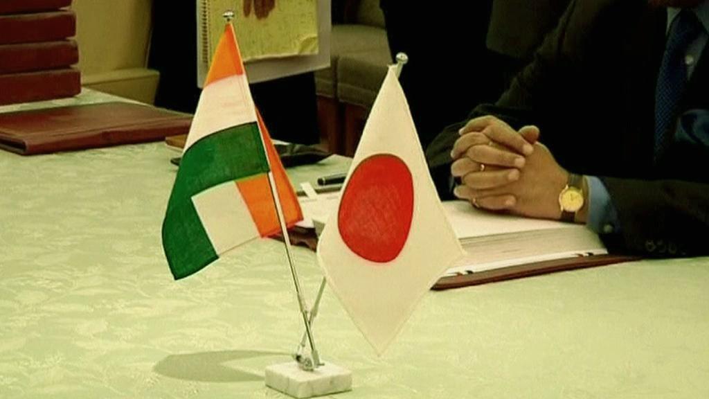 Indie a Japonsko