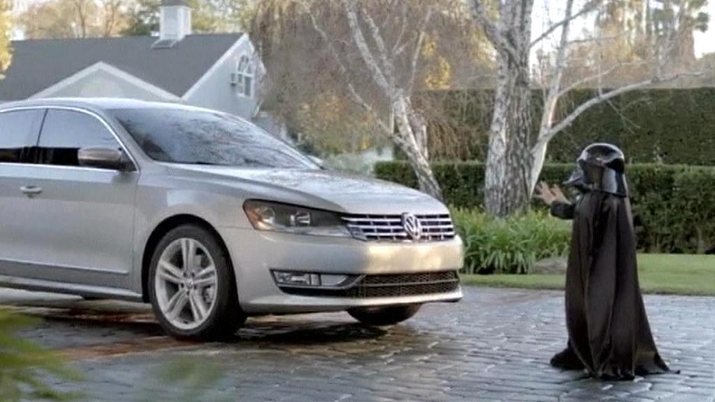 Reklama na Volkswagen Passat