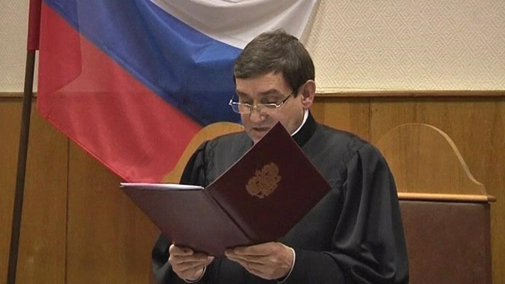 Soudce Viktor Danilkin