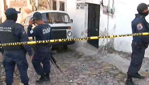Mexická policie