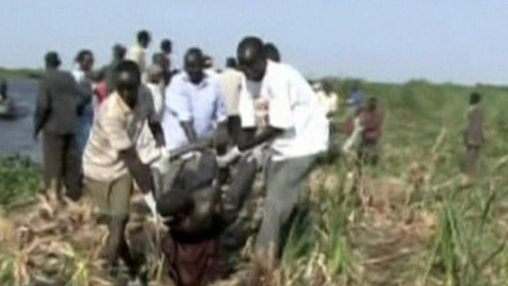 Masakr v Jižním Súdánu
