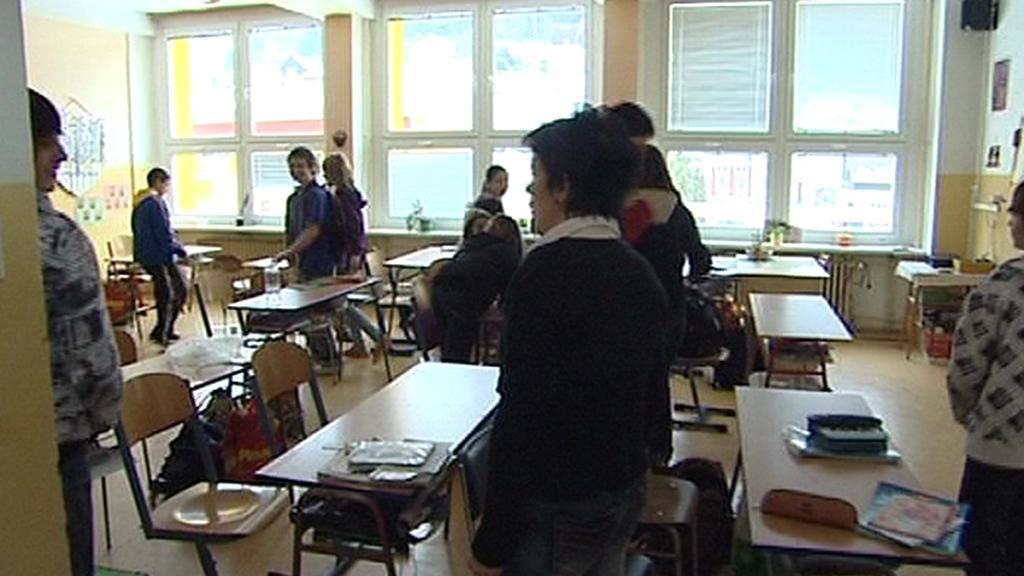 Škola v Kraslicích