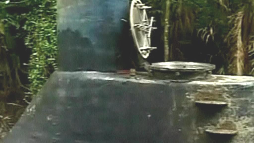 Ponorka kolumbijské narkomafie