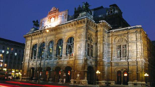 Státní opera Vídeň