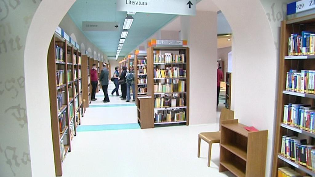 Vědecká knihovna Plzeň