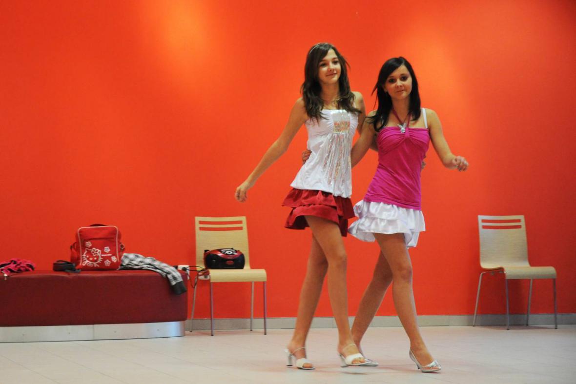 Taneční soutěž Fire Dance