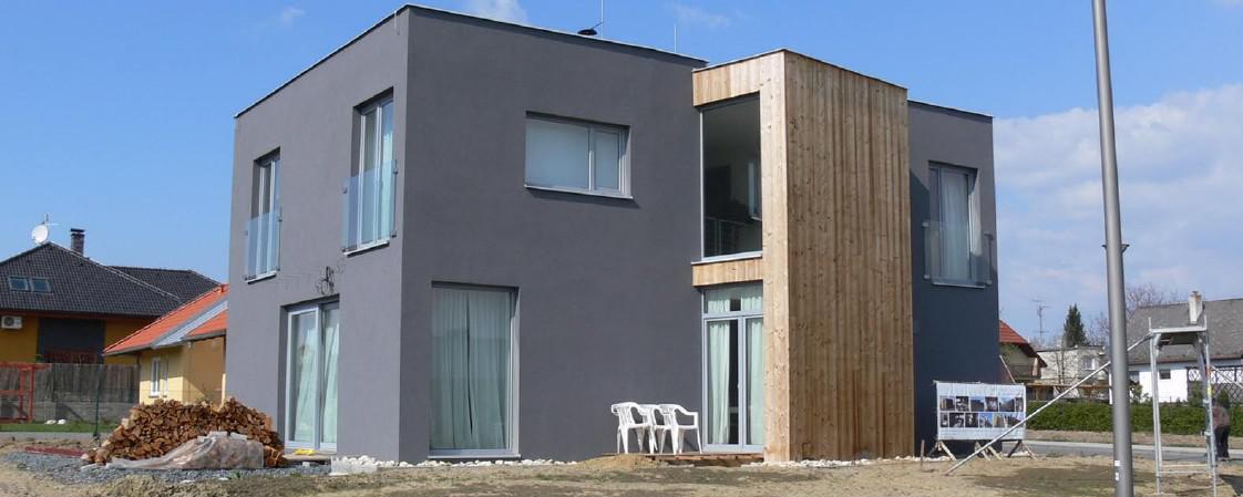 Architekti Kavan a Polách / rodinný dům v Raduni u Opavy