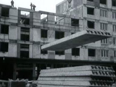 Budování sídlišť