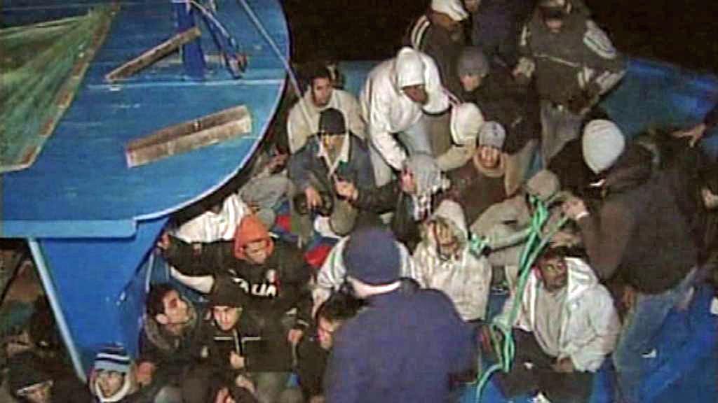 Uprchlíci z Tunisu zaplavují Itálii