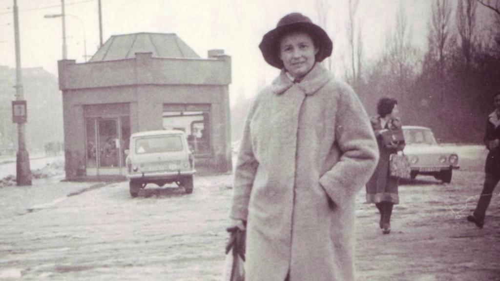Marie Ruth Křížková