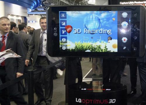 3D mobil