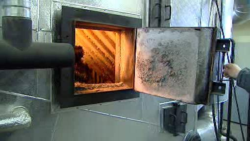 Kotel v teplárně