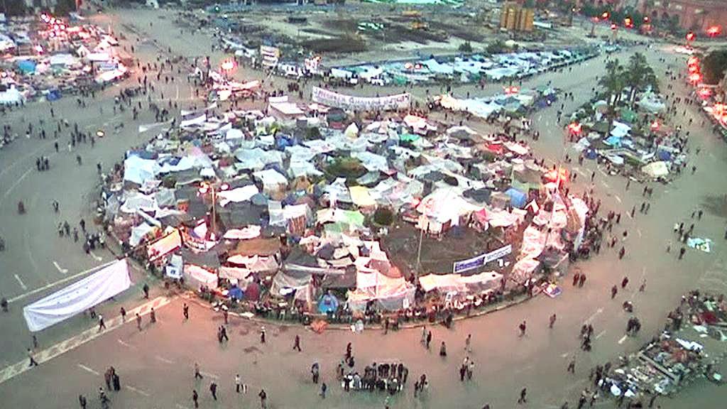 Náměstí Tahrír
