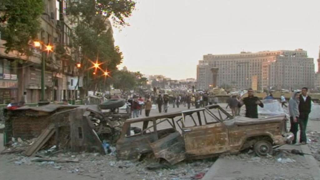 Egypt po noci oslav Mubarakova pádu