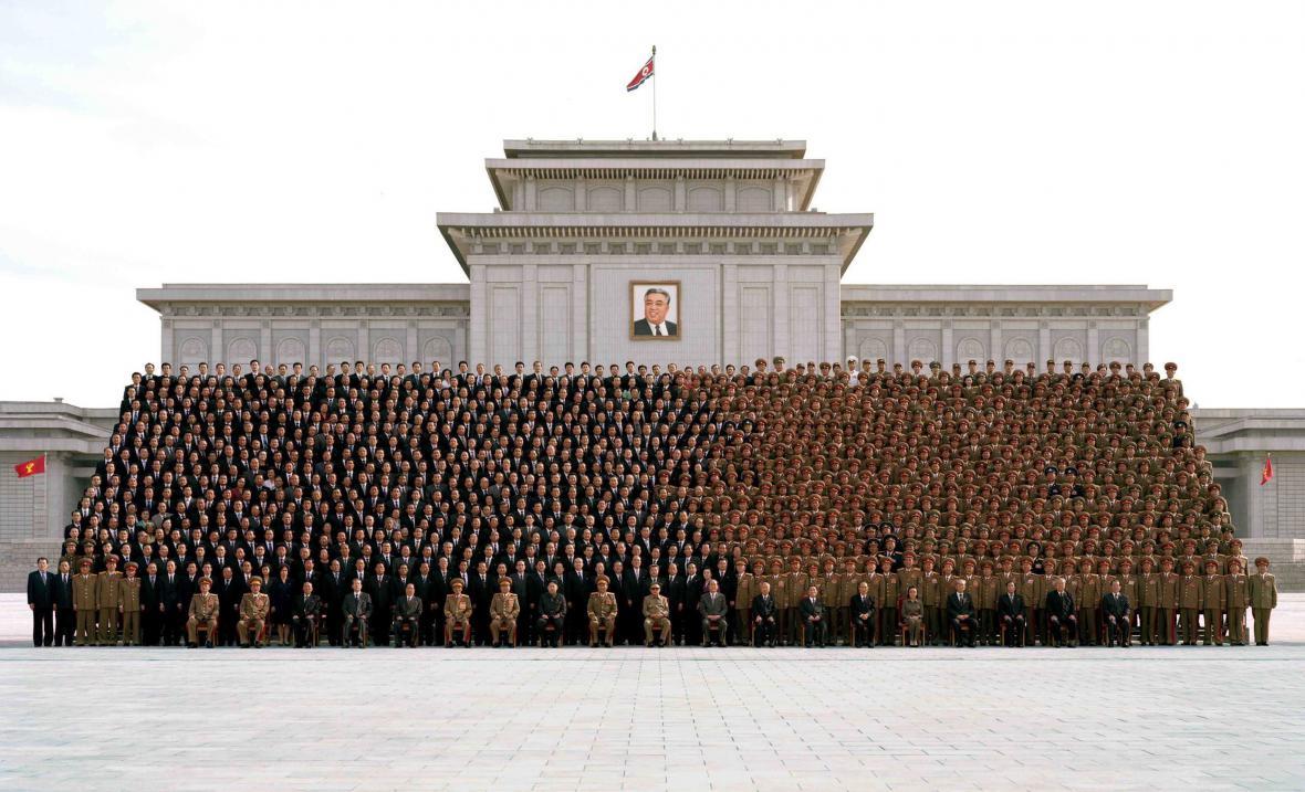 Elita Severní Koreje