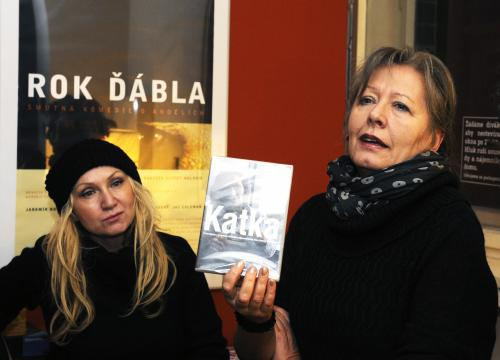 Křest DVD Katka