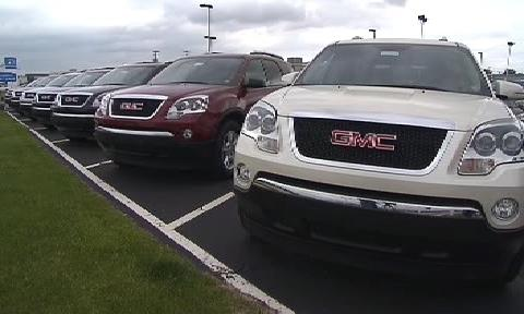 Vozy General Motors