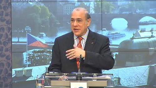 Ángel Gurría