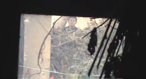 Sledování čínského disidenta Čchen Kuang-čchenga
