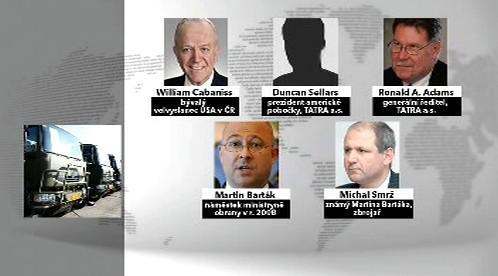 Kauza údajné Bartákovy korupce