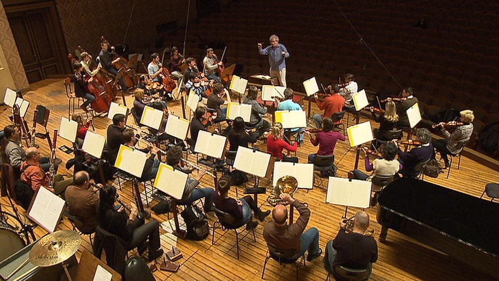 Jiří Bělohlávek a Pražská komorní filharmonie