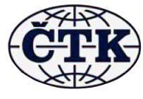 Logo ČTK