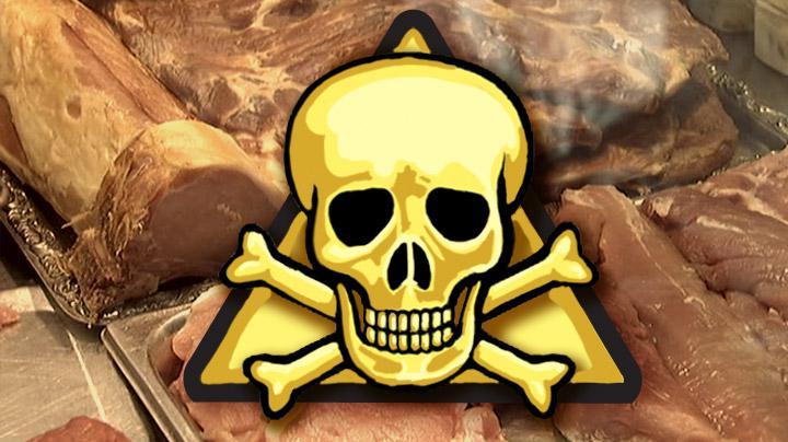Dioxiny v potravinách