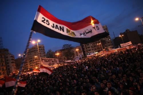 Náměstí Tahrír očekává odchod Mubaraka