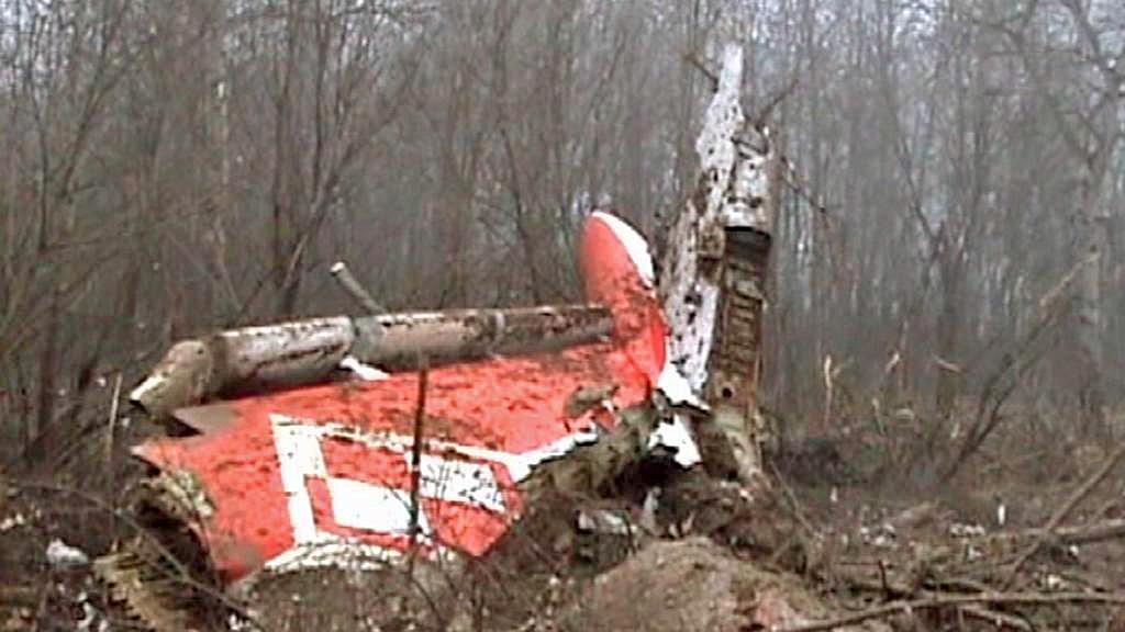 Havárie polského vládního letadla u Smolensku