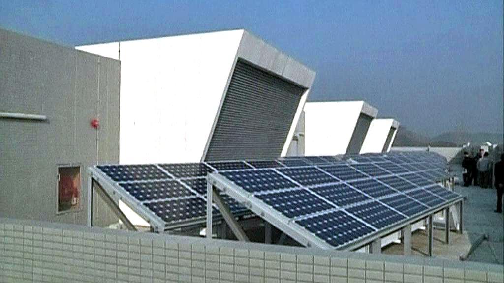 Vězení Lo-Wu je ekologické