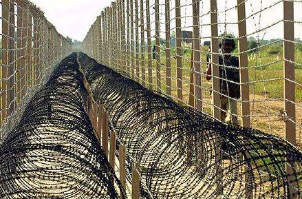 Bariéra mezi Indií a Pákistánem