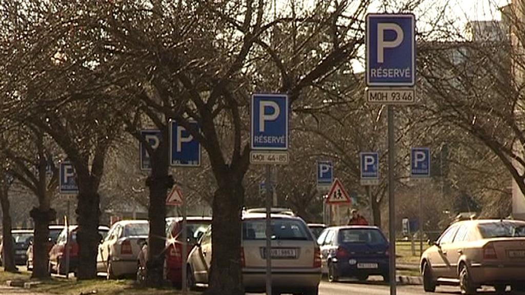 Les dopravních značek