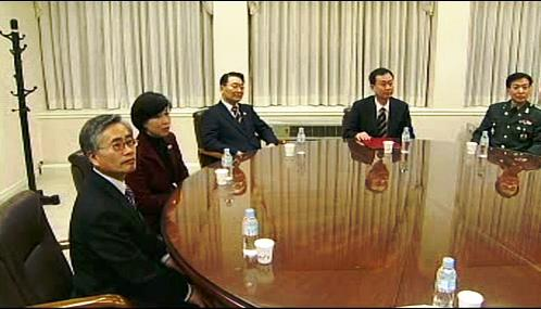 Vojenské rozhovory mezi Korejemi