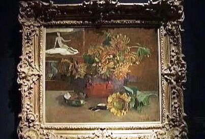 Gauguinovo Zátiší