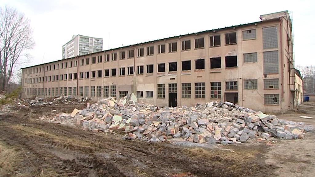 Bývalá továrna mlýnských strojů