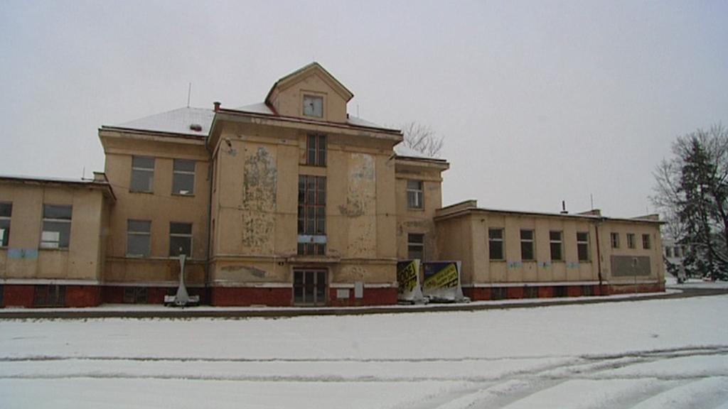 Bývalé vojenské letiště