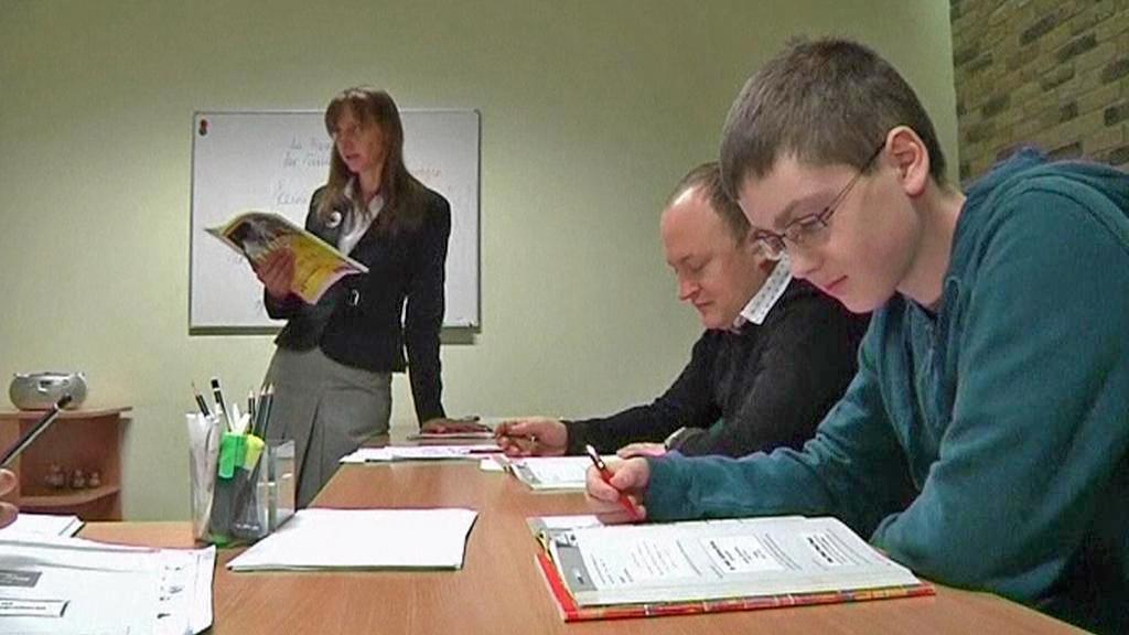 Litevci se učí německy