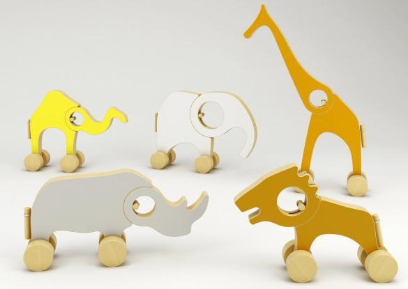 René Šulc / kolekce hraček