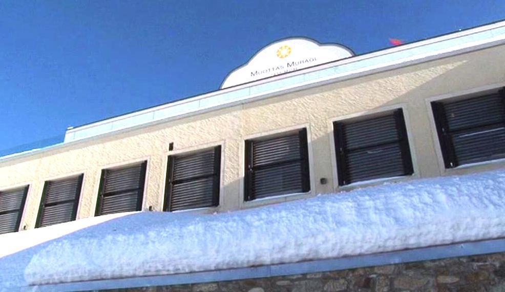 Berghotel Muotass Muragl