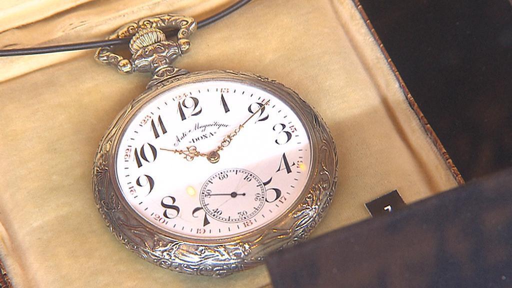 Umění řemesla hodinářského