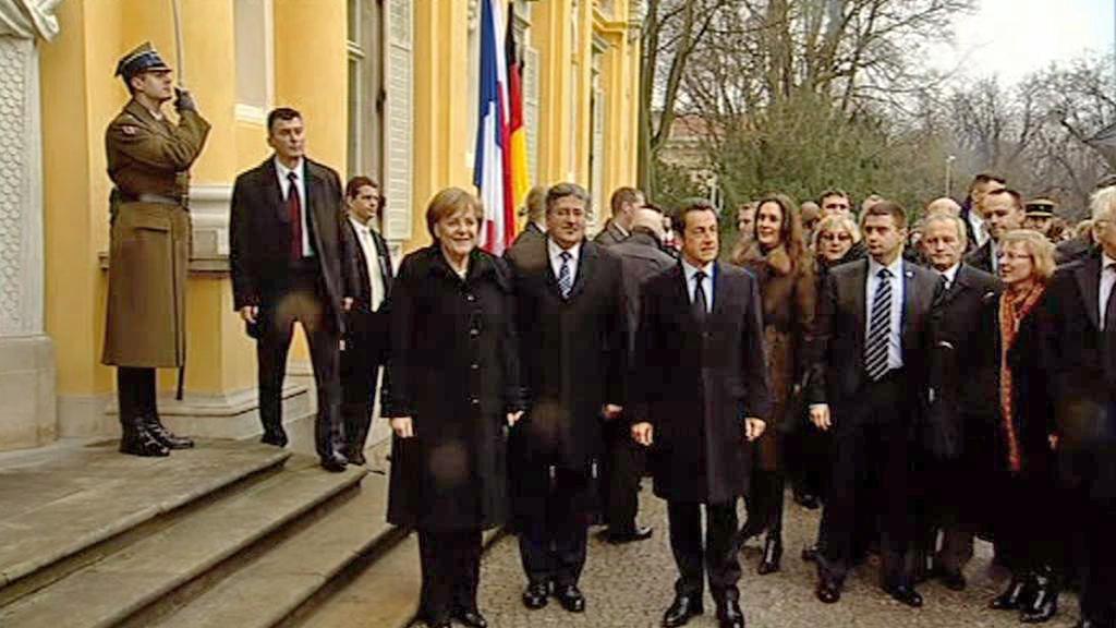 Summit Výmarského trojúhelníku