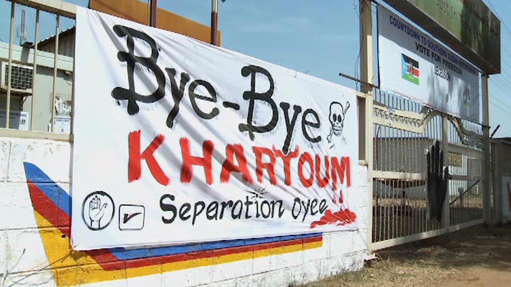 Hlas z jižního Súdánu zní jasně: Sbohem Chartúme