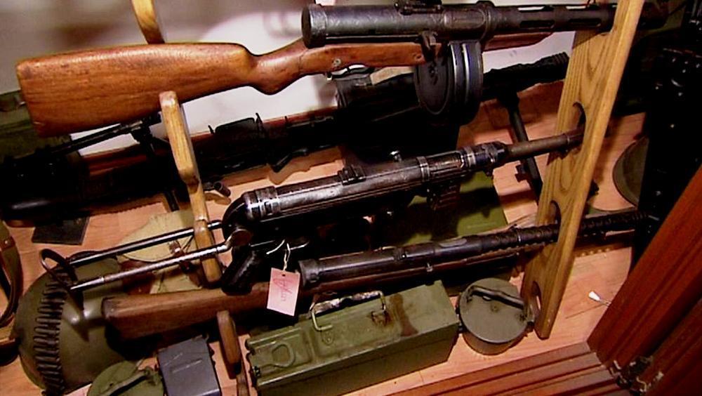 Sbírka zbraní