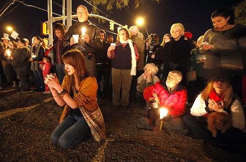 Smutek v Tucsonu