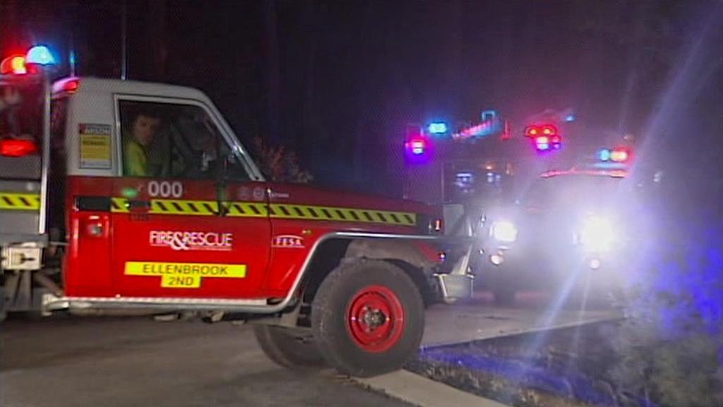Australští hasiči